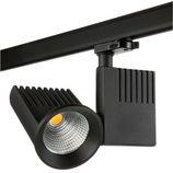Zip Pro Mat-Hvid 36W LED 3000K 40° 3Fase