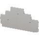 Endeplade for ST 2,5mm² for 3-etageklemme 1512720819
