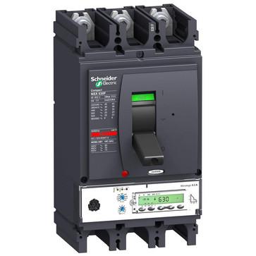 Maksimalafbryder NSX630N+Mic5.3A/630 3P LV432899