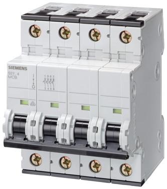 Automatsikring 15kA 3P+N B 16A 5SY7616-6
