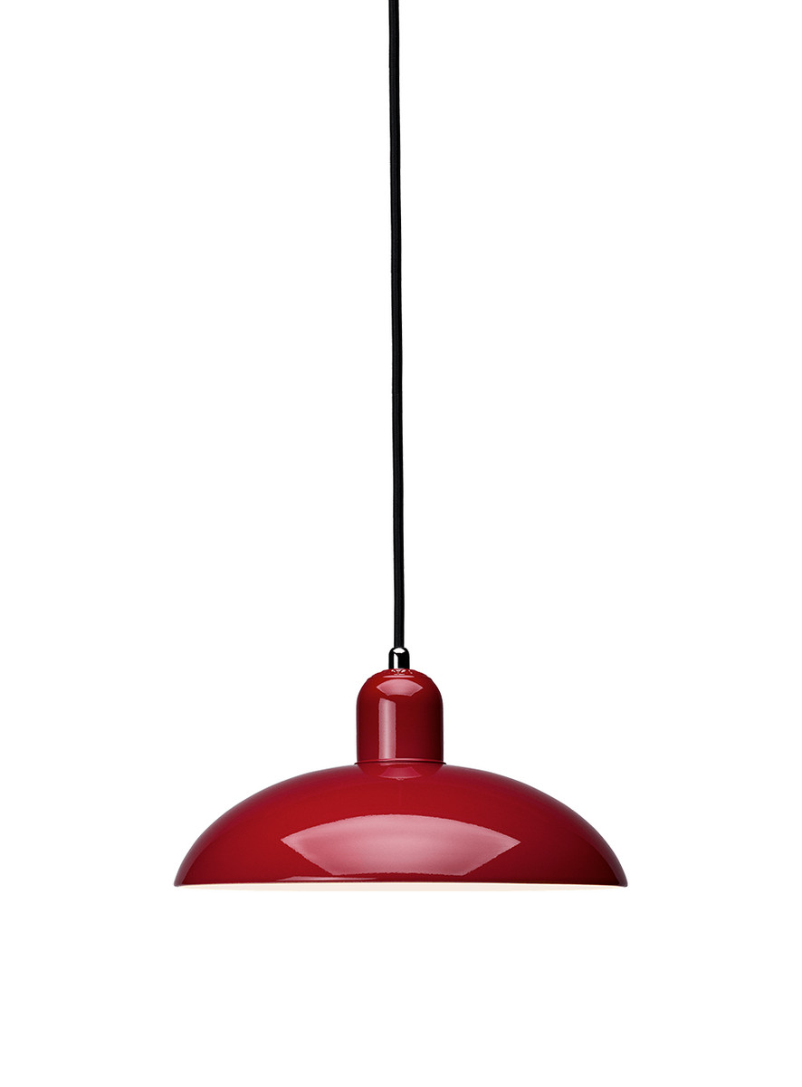 Kaiser idell 6631-P Ruby Rød Pendel