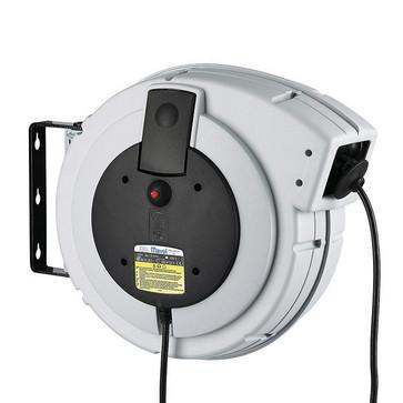 Mavel kabelopruller 15 m 5x2,5 mm2 H07 400V m/langsom autooprul 85574