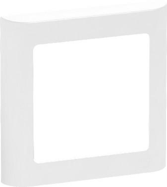 LK FUGA SOFT designramme 1 modul, hvid 560D6010