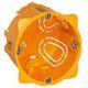 Forfradåse gul europastandard 2m 50mm 8717100198