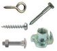 Fixings and fasteners for wood