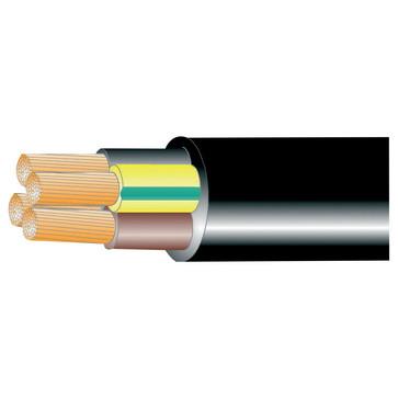 Gummikabel H07RN-F 4G10 T500 afmåling FT-GK-4G10-T500