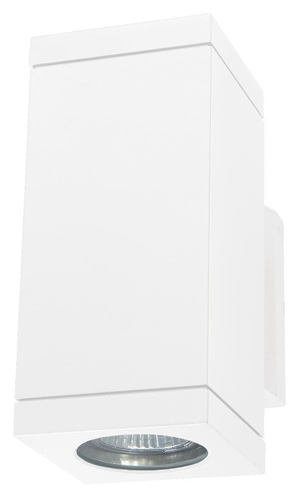 Echo Mat-Hvid 2x4,5W LED 2700K