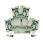Dobbeltklemme WDK 2,5D med diode 102330 1023300000 miniature