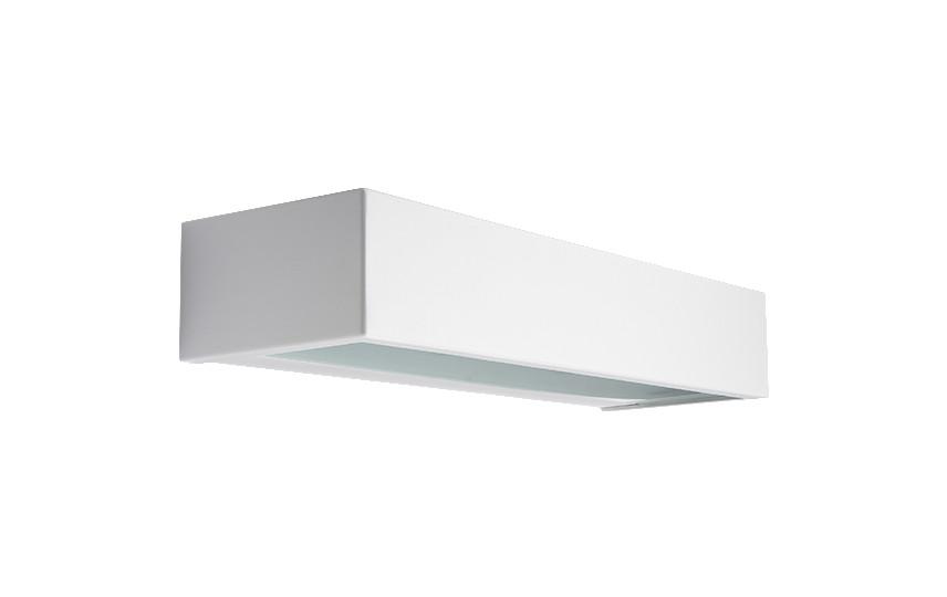 Edge Direct Mat-hvid 10W LED 3000K