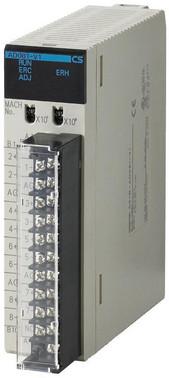 Analog indgang enhed, 8xindgange 1 til 5 V, 0 til 5 V, 0 til 10 V, -10 til 10 V, 4 til 20mA, opløsning 1: 4000/8000 CS1W-AD081-V1 135647