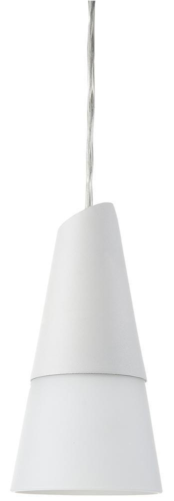 Zip Pendel Mat-Hvid 6,5W 2700K