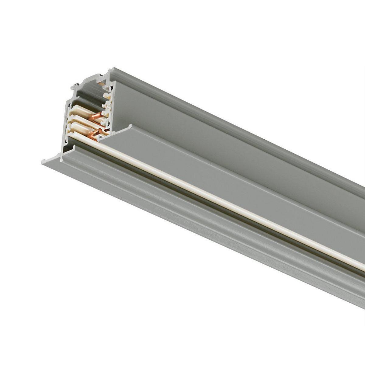 GLOBAL XTSCF6100-1 Strømskinne (Indbyg) DALI 1M Alu