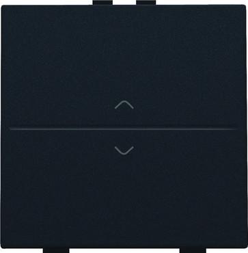 Tangent med pil symboler til 2-tryk, black coated 161-00004