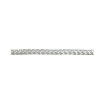 Nylon, braided, white, 6 mm, 200 m 2862