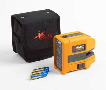 Fluke PLS 6R Z, Cross Line og Point Red Laser Bare Tool 5009423