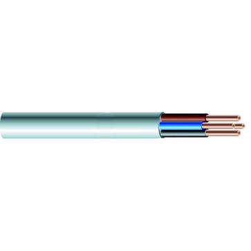 Installationskabel FE0D-SUPER 5G1,5 halogenfri 90° 0,6/1KV afmåling B8405200510 AFM