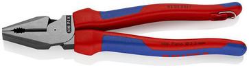 Knipex kombinationstang kraft 225 mm 02 02 225 T