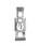 Gevindstangsholder galvaniseret 925E miniature