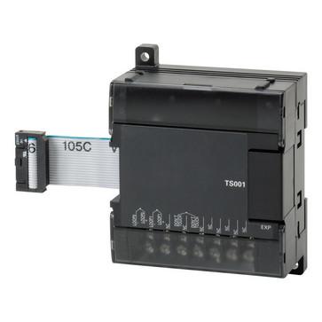 I/O-udvidelse enhed, 4xRTD indgange Pt100 CP1W-TS102 672573