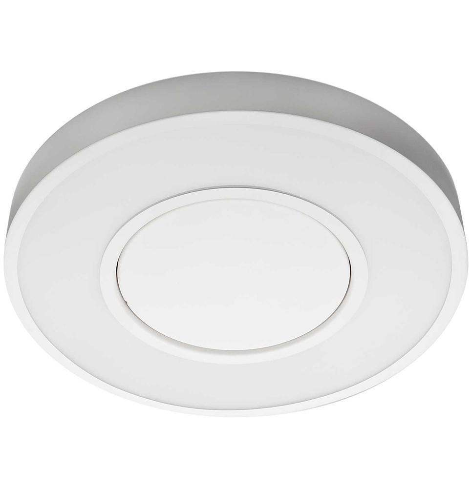 Circulus Mat-Hvid 17W LED 2700K m/Sensor