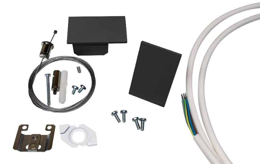 Lineal S Start Kit Sort  DALI