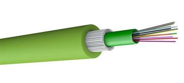 Fiberkabel Unitube 24XOS2 3kN LSZH DCA 60073061