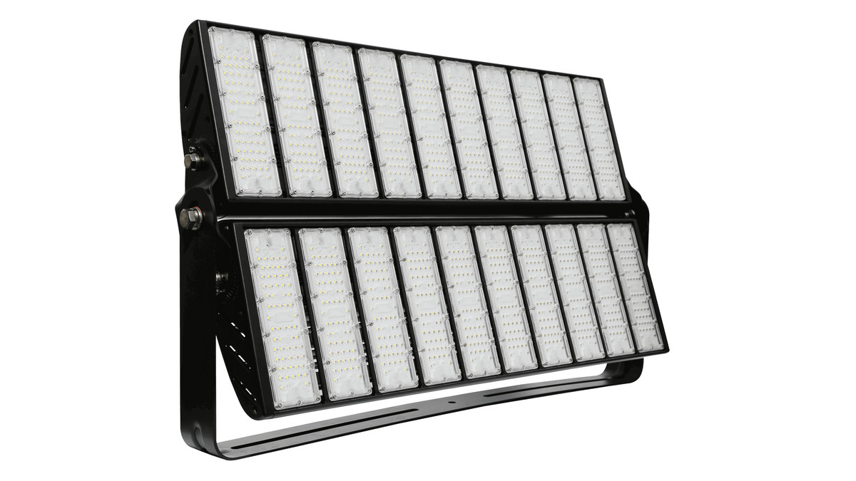 MaxPro Projektør 960W LED IP67 60X60° 144.000lm 4000K