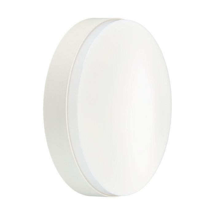Philips CoreLine Væg- & Loftarmatur WL131V LED 2000lm/840 DALI Nødbelysning Ø350 Hvid