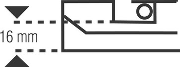 Fasp2000Gc - Fas Profile (Rcsn2000Gc) 13023