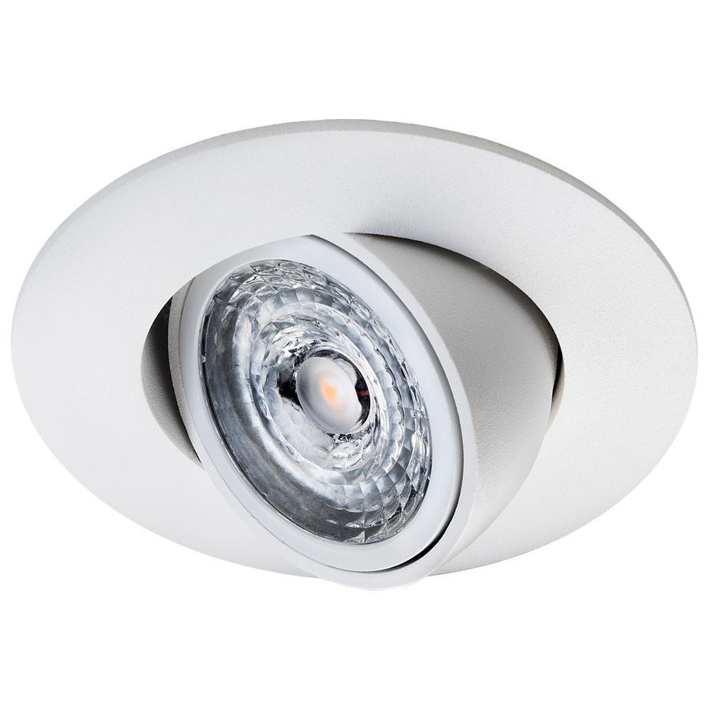 Jupiter Tek Mat-hvid 6W DimToWarm LED