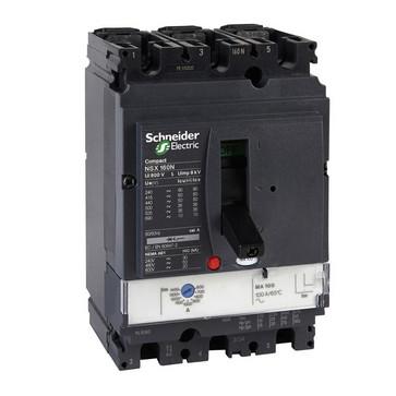 Maksimalafbryder NSX160H+MA150 3P3D LV430834