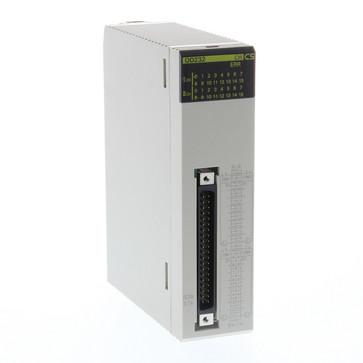 Digital udgangsenhed, 32xtransistor udgange, PNP med kortslutningsbeskyttelse, 0,5A, 24VDC CS1W-OD232-CHN 182911