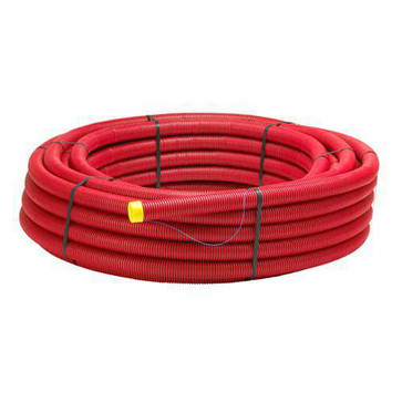 Kabelrør PEH DV 50/ 41 træktråd R50 k/g FT-KR-PEH-50/42