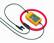 Fluke i2000 flex AC-strømklemme 2584912 miniature