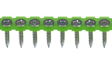 Drywall collated screw 3,5x25 for steel joist 522325