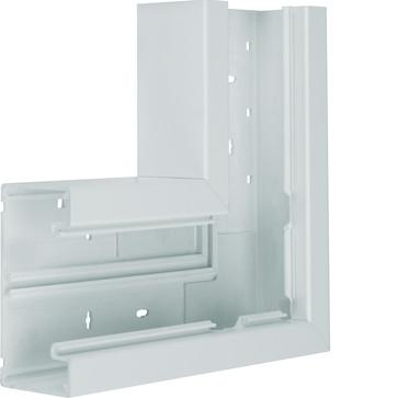 Fladvinkel plast for BR65130 RAL 7035 BR6513057035