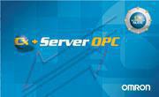 CX-Server OPC-software (Single License), til Windows2000/XP/Vista/Windows 7 (32bit)/Windows Server 2003 og 2008 (32 bit), single-brugerlicens, cd-rom CX-OPC-EV2 249714