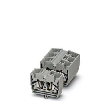 Minigennemgangsklemme MSDB 2,5-RZ BU 3244342