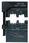 MOBILE-bakker OEB1625 ABIKO f/ terminalrør 16-25 mm² 4301-315300 miniature