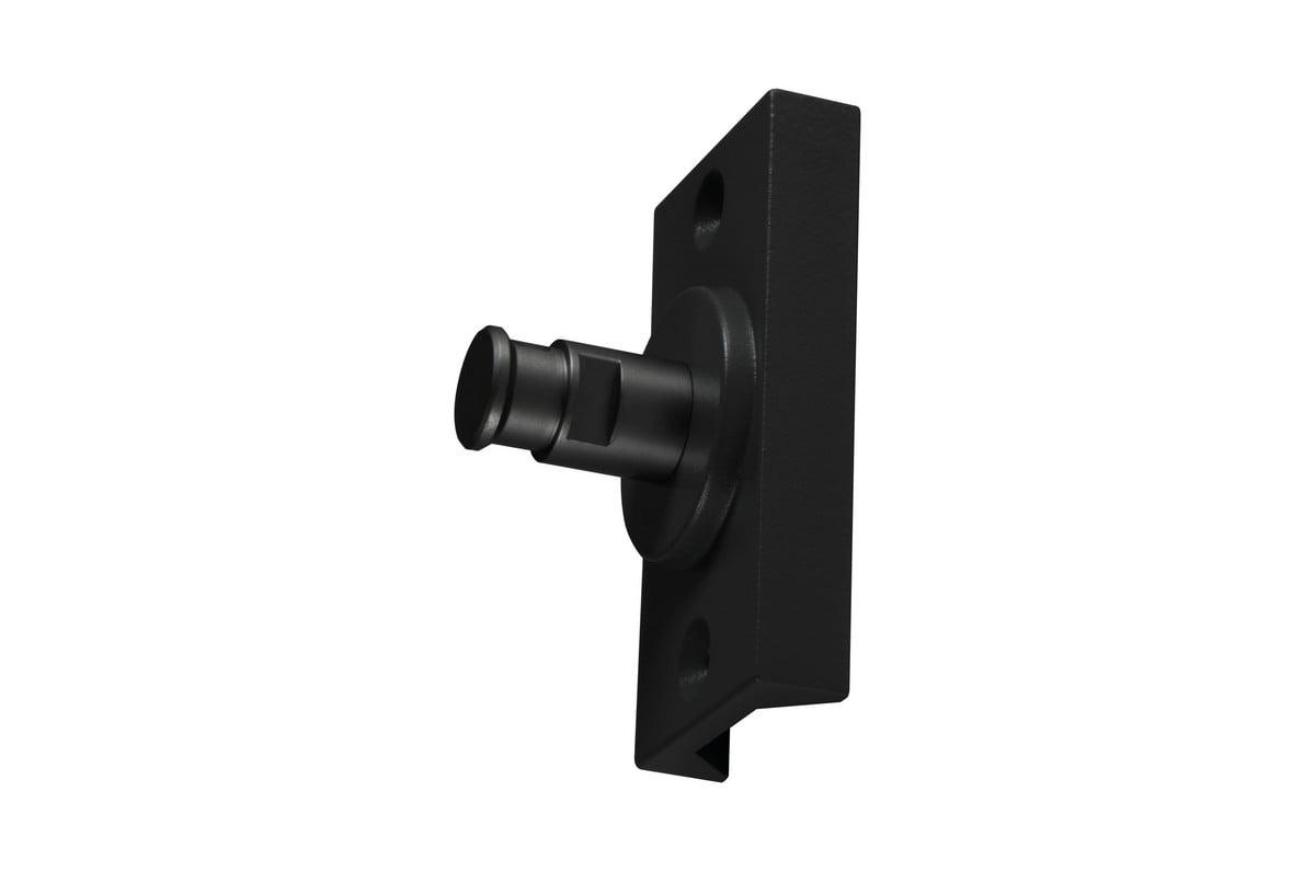 Wax Maste og væg konsol BLK/S/20