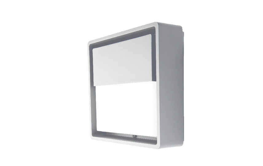 Frame Square Wall Hvid 6W LED 3000K