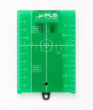 PLS GRT4,Green Magnetic Reflective Target 5022634