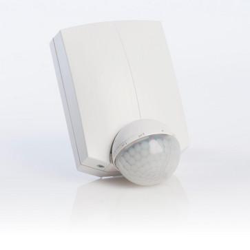 G-LUX Bevægelsessensor 270° IP44 til indendørs-og udendørs brug. 129696