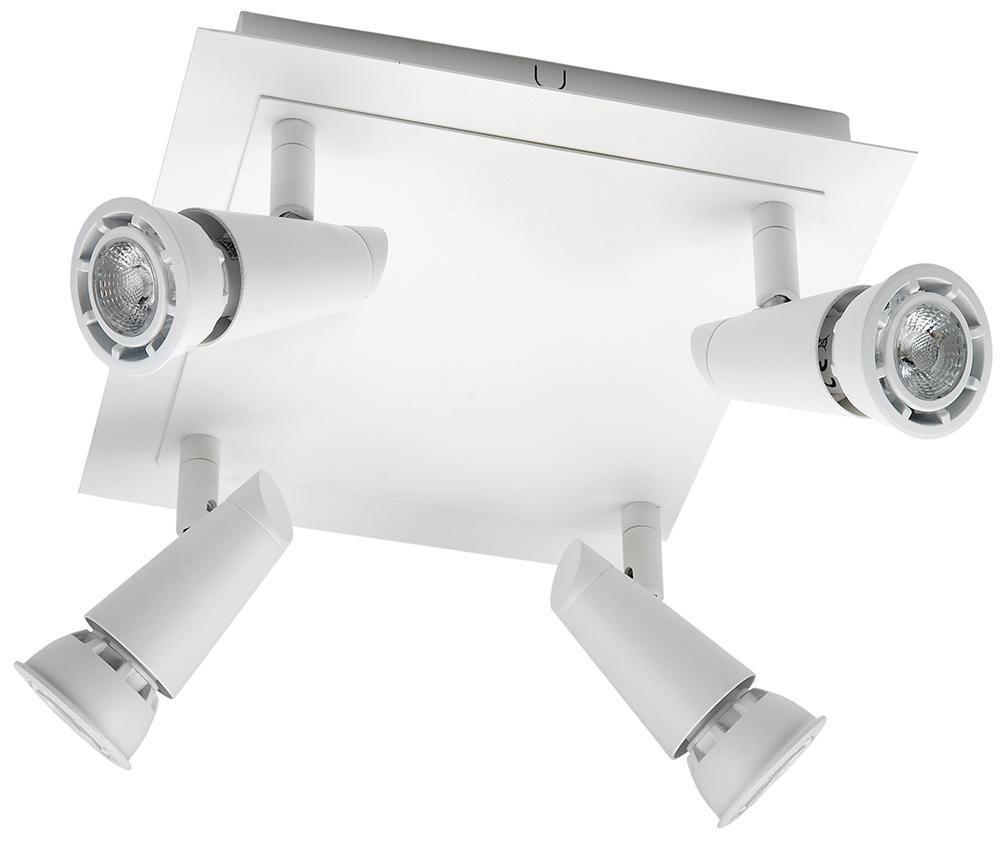 Con Mat-Hvid 4x6W LED 2700K