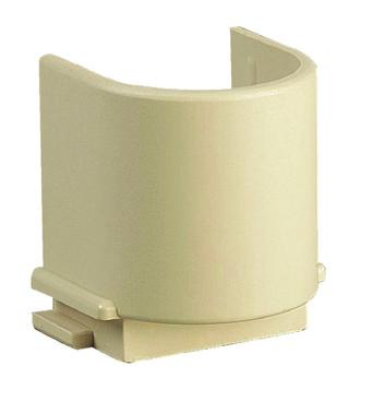 M20 rørindføring til underlag, cream 11-866