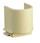M20 rørindføring til underlag, cream 11-866 miniature