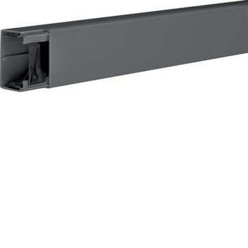 Kabelkanal komplet LF40060 sort LF40060090111