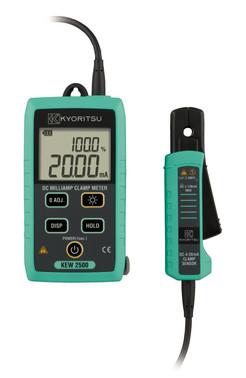 Kyoritsu KEW2500 4-20mA Processtrømtang - Mål milliampere uden at bryde kredsløbet 5706445251032