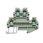 Dobbeltklemme WDK 1,5/R3,5 175329 1753290000 miniature
