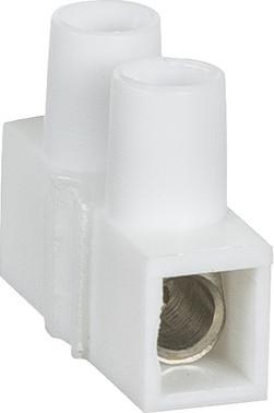 Kronemuffe 1-led 2,5-4 mm² naturel, naturel 180A1114